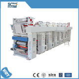 High Speed ​​8 Couleur rotogravure Printing Machines à vendre