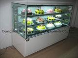 Japón Style Commercial Refrigerated Cake Display Refrigerator con Ce