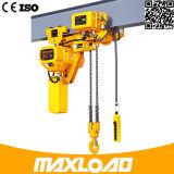 Polipasto de cadena 2 Ton eléctrica con baja altura libre Tipo (HHBB02-01SL)