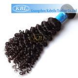 12-30 cabelo humano Curly brasileiro da polegada