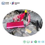 Batteria automobilistica brevettata del dispositivo d'avviamento di salto con l'indicatore del LED