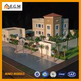 Модель виллы/модель имущества страны/модель деревенского дома/модель здания