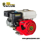 170f 7.0HP Four Stroke Small Gasoline Gas Petrol Engine per Generator Water Pump