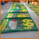 フルカラーの印刷(TJ-OB01)を用いる屋外のビニールPVC旗