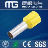 Terminais isolados E0506 da extremidade do cabo