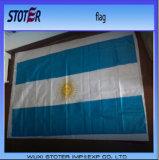 Быстрые флаги штока 3*5FT 100%Polyester Аргентина поставки