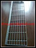 ISO9001 Chaussures en acier galvanisé et escalier en acier