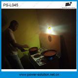 Mini lampada di mano solare portatile per illuminazione della famiglia, 2 anni di garanzia per sostituire le candele e Kerosenes