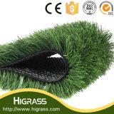 Grande sconto dell'erba del prato inglese del tappeto erboso verde naturale artificiale di gioco del calcio!