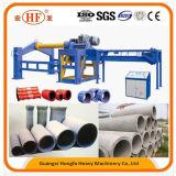 Type horizontal concret pipe de la colle faisant la machine (HF-2000)