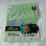 Bolsos impresos con la cremallera para las bolsas de plástico de la ropa interior
