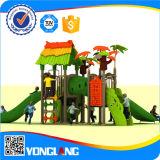 Спортивная площадка детей пластичная напольная сползает оборудование Китай (YL-L175)