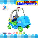 Véhicule en plastique de jouet de gosses pour l'école maternelle (XYH12072-4)