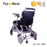 Sale superiore Lightweight Electric Travel Power Wheelchair con Storage Bag