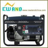 Rückzug/elektrischer Anfang, 2kw 2.5kw 3kw Benzin-Generator