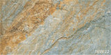 telha exterior cerâmica da parede 3D de pedra com cimento (300X600mm)