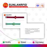 접근 제한을%s 13.56MHz 플라스틱 Mf DESFire EV1 RFID 호텔 키 카드
