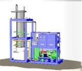 химически машина льда пробки оборудования машинного оборудования 15tons/Day делая