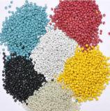 Usine en plastique de matière première, rebut de PVC et résine, pp, HDPE, granules de LDPE