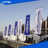 2016の熱い販売の飛行の旗のアルミニウム旗竿(LT-14)