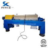 Separatore della centrifuga del decantatore di serie di Lw per l'asciugamento di Sluge