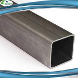 Aislante de tubo rectangular del acero estructural