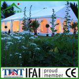 Luxuxgarten Tent White PVC-Party Tent für Event