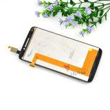 携帯電話のLenovo S650 LCDの表示のタッチ画面のための黒