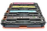 Cartucho de toner al por mayor del laser de Ce400 CB540A Ce250A Q9730A CF210A CF380 para la impresora del HP