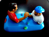 팔 레슬링 직업적인 전자 장난감 승진 선물
