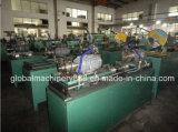 Manguera metal-gas flexible acanalada que hace la máquina