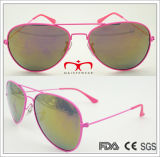 2015 Sunglasses à la mode pour Lady New Colourful Hot Selling Sun Glasses (MSP7-6)
