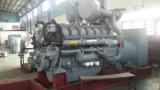 de Industriële Diesel 1200kw 1500kVA Reeks van de Generator Reserve1320kw 1650kVA