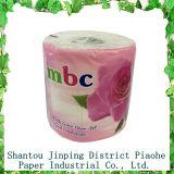 Papel de tejido de tocador del uso del cuarto de baño (MBC-T)