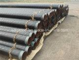 3lpe Anti-Corrosion 강관 HDPE 관 반대로 부식