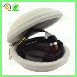 Caja que lleva personalizada del auricular duro de EVA con la insignia de encargo (EC-2013)