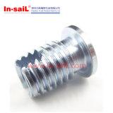 Fabricante de batida automático da porca da inserção da linha da instalação do fornecedor do prendedor de China