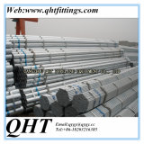 Nahtloses Alloy Hot Dipped Galvanized Steel Pipe für Construction