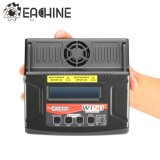 Eachine Wt50 6A 50W AC/DC Balance Charger Discharger für Lipo/NiCd/Pb Battery