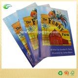 Изготовленный на заказ печатание для книги детей, комика, книги книга в твердой обложке (CKT - SB-006)