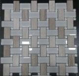Каменная/мраморный мозаика, стеклянная мозаика