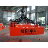 Rechteckiger industrieller anhebender Magnet für anhebende Stahlstäbe