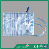 医学の使い捨て可能な2000mlは引っ張押す吹き出し弁の尿袋(MT58043021)を