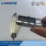 Bastidor permanente del molde del metal de aluminio de China de la fábrica del mundo