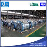 Il Gi tuffato caldo del lustrino di SGCC Z180 ha galvanizzato la bobina d'acciaio