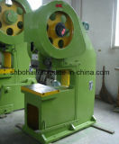 J21s 10t C-Frame Garganta Profunda máquina de la prensa