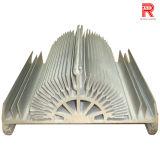 Profils en aluminium/en aluminium d'extrusion pour des radiateurs