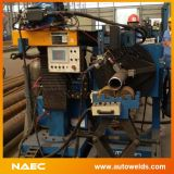 多機能のPipe Welding Machine及びThree Welding Torches (TIG+MIG+SAW)のStation