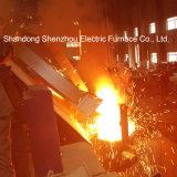 Fornace per media frequenza d'acciaio del forno ad induzione