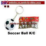 Promozione Keychain (G8057) dell'anello portachiavi di calcio di Keychain del prodotto di promozione